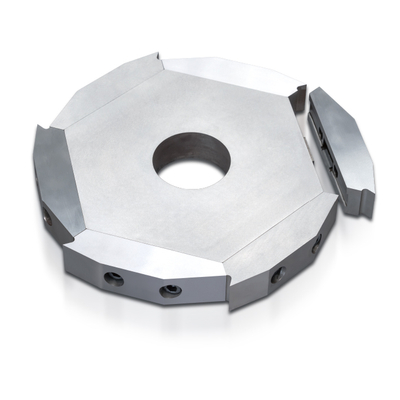 Replaceable Double Shaft Shredder Blades